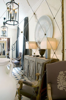 Apartment near St Sulpice in Paris designed by Jean-Louis Deniot