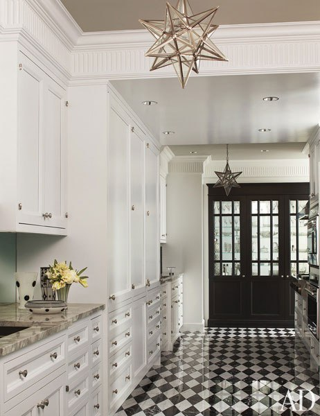 A chicago apartment designed by Jean-Louis Deniot seen in Architectural Digest