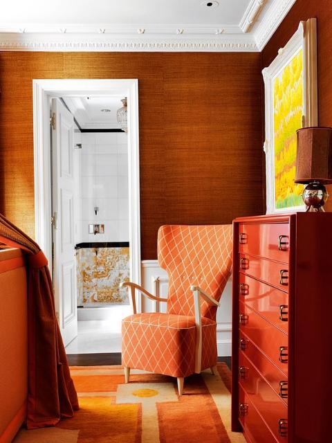 A Chicago Apartment designed by Jean-Louis Deniot
