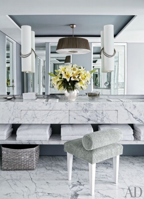 Seen in Architectural Digest