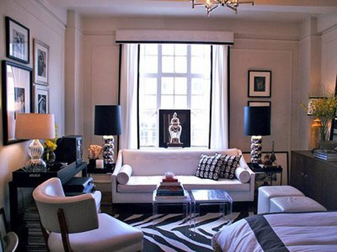 10 Tips for Designing a Studio Apartment {or other small spaces ...
