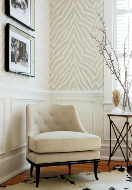 subtle+zebra+wallpaper+via+brettVdesign
