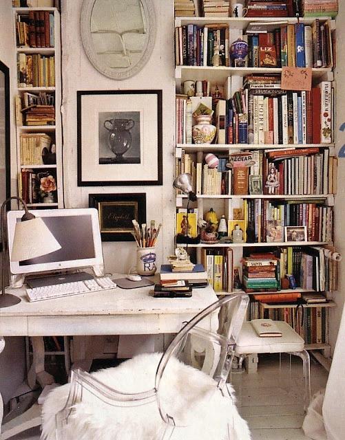 Liz Dougherty Pierce's NYC Loft