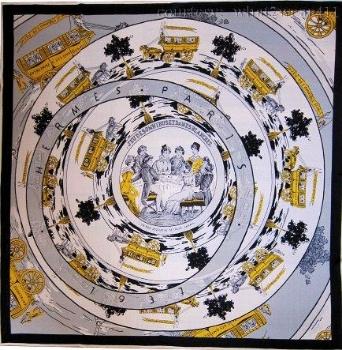 jeu des omnibus by hermès