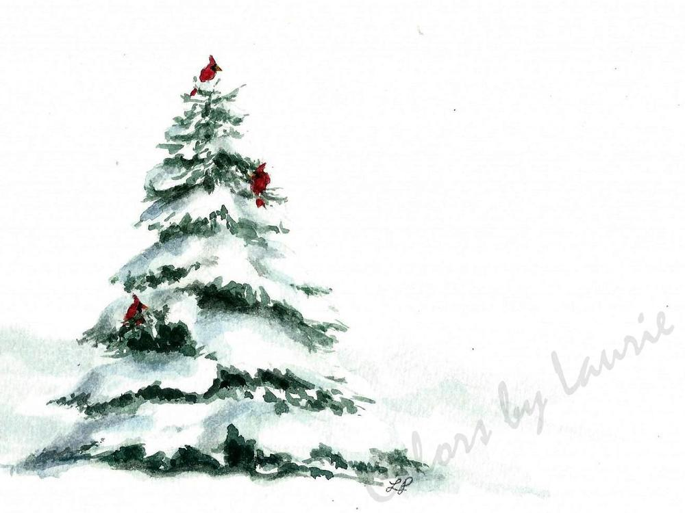 Christmas Cards Are Here! — Colors By Laurie