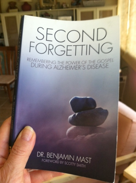 """Second Forgetting"" by Dr. Benjamin Mast"