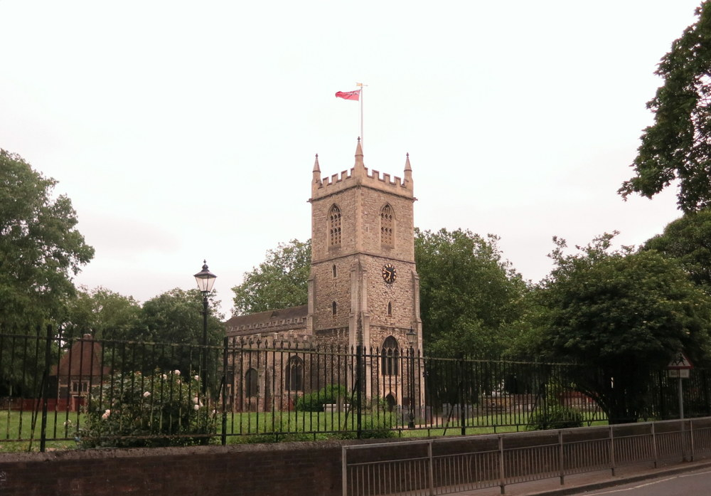 St. Dunstan's Church, Stepney