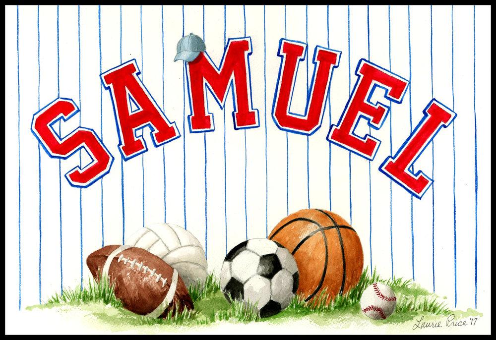 FOR SAMUEL