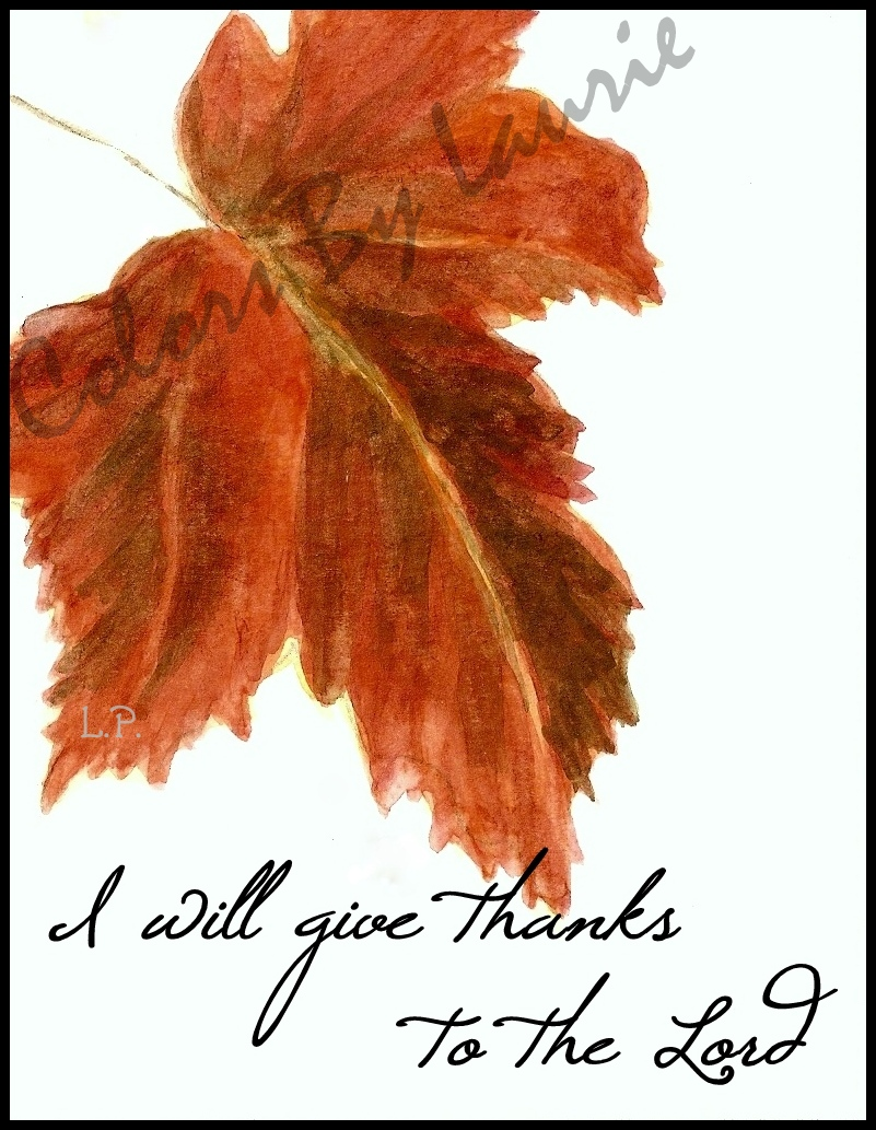 INSIDE:      with all my heart;  I will tell of all Your wonders.  Psalm 9:1  Thanksgiving Blessings to you!