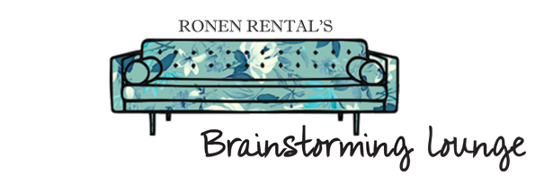 Brainstorming Lounge. Ronen Rental's Blog