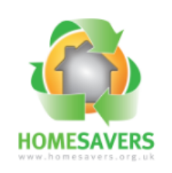 The Homesavers Logo