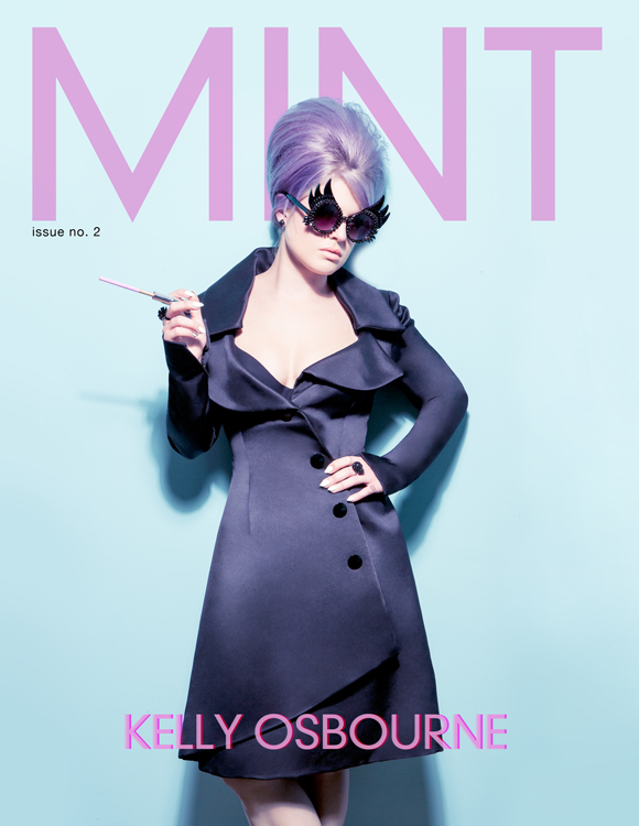 Kelly Osbourne for MINT