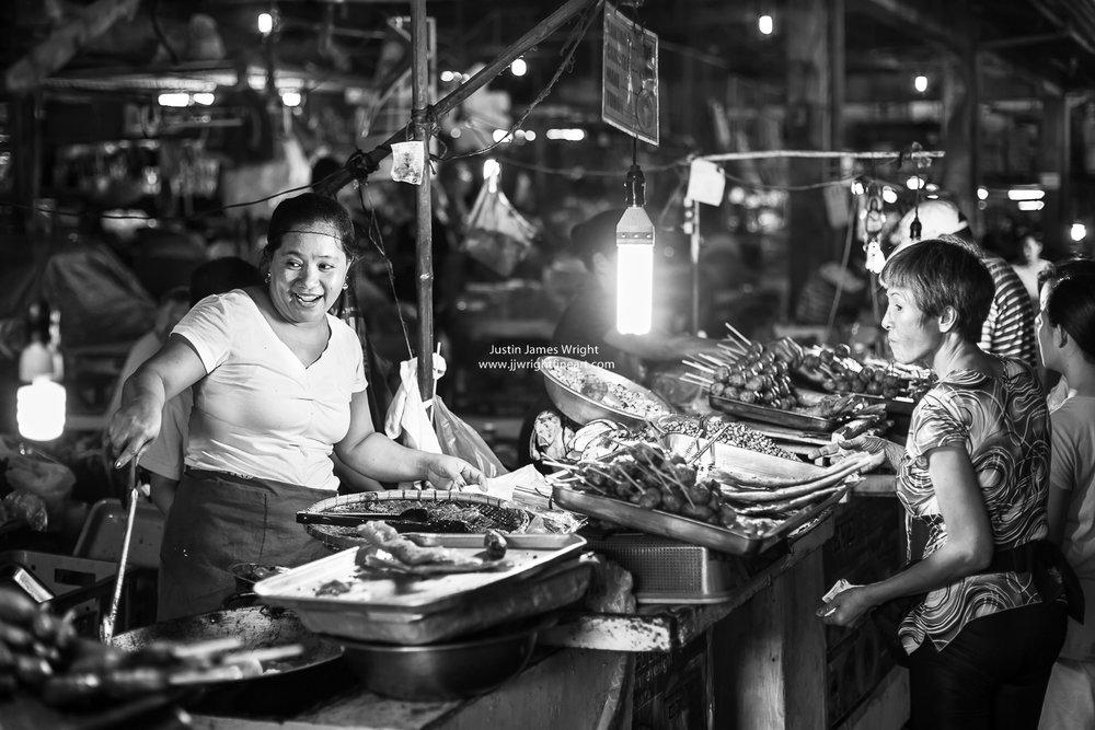San Fernando Public Market, La Union, Luzon, Philippines