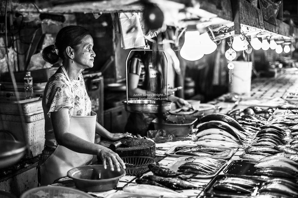 Pio Del Pilar Public Market, Makati City, Metro Manila, Philippines