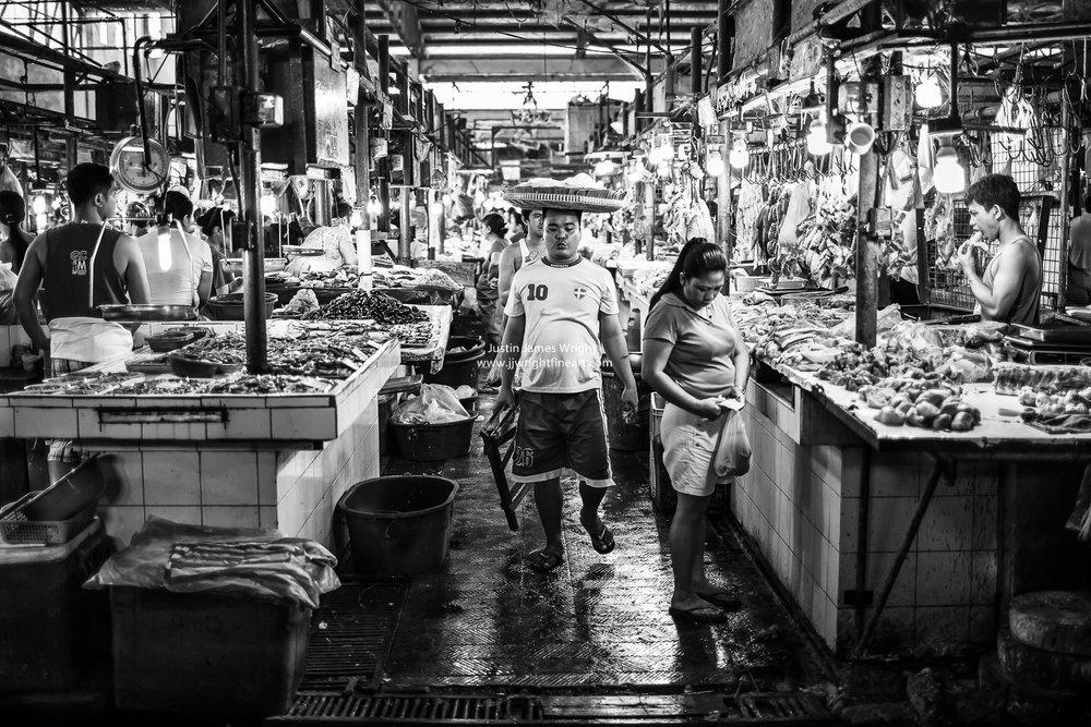 Dagonoy Public Market, City of Manila, Philippines