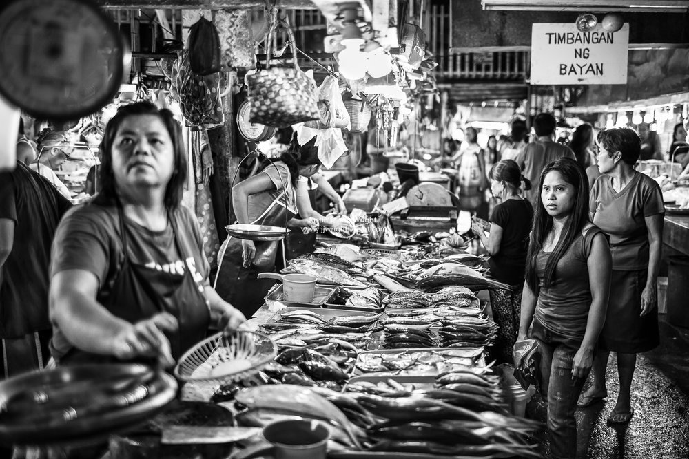 Olympia Public Market, Makati City, Metro Manila, Philippines