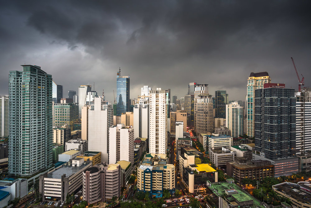 Makati City Central Business District, Metro Manila, Philippines (Study 3)