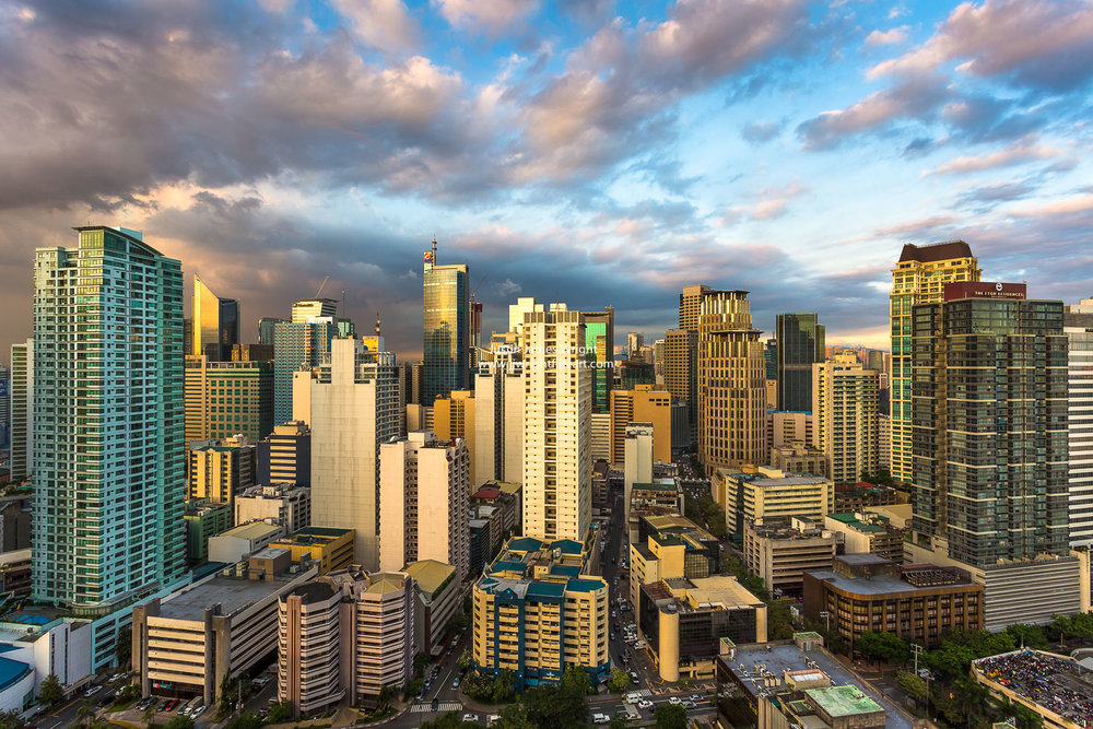Makati City Central Business District, Metro Manila, Philippines (Study 4)