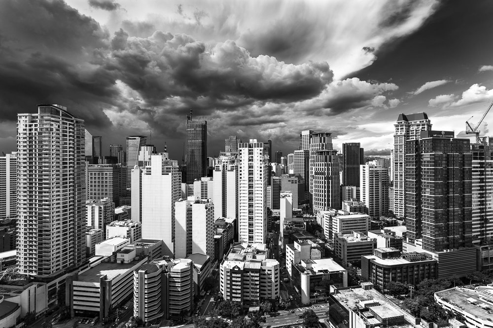 Makati City Central Business District, Metro Manila, Philippines (Study 8)