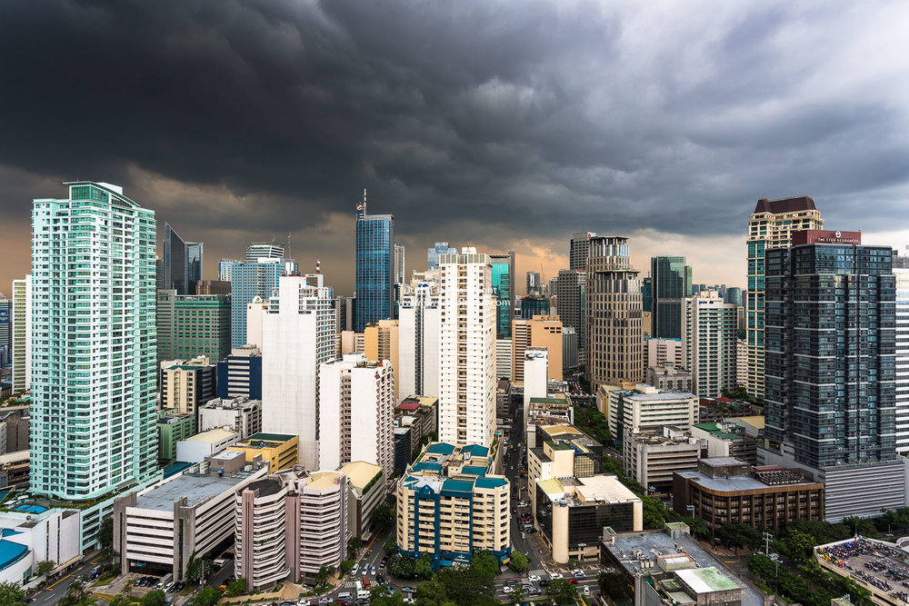 Makati City Central Business District, Metro Manila, Philippines (Study 6)