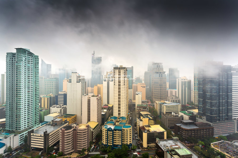 Makati City Central Business District, Metro Manila, Philippines (Study 7)