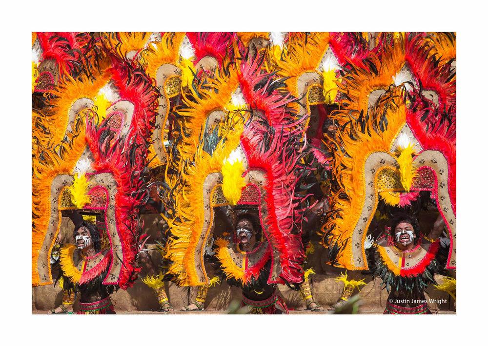 Dinagyang Festival, Iloilo, Visayas, Philippines