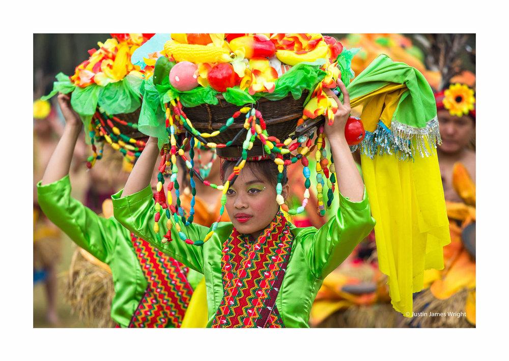 Panagbenga festival, Baguio City, Benguet, Philippines
