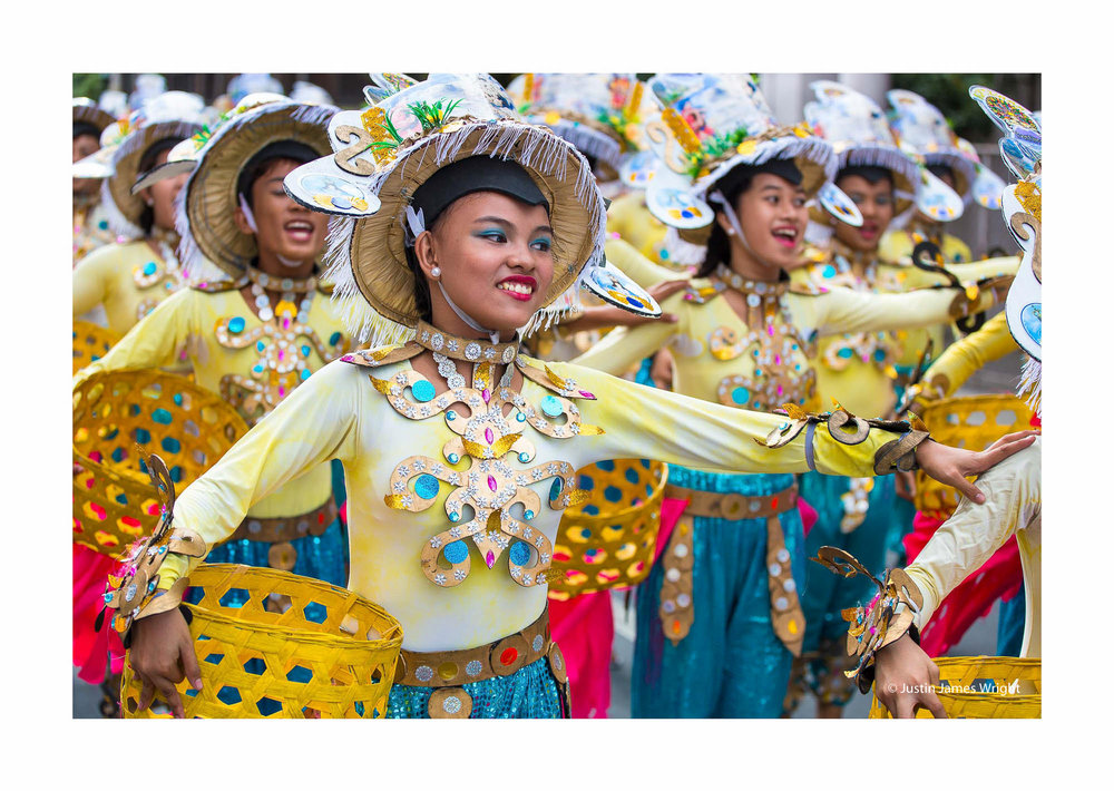 Sinukwan festival, San Fernando, Pampanga, Phiilippines