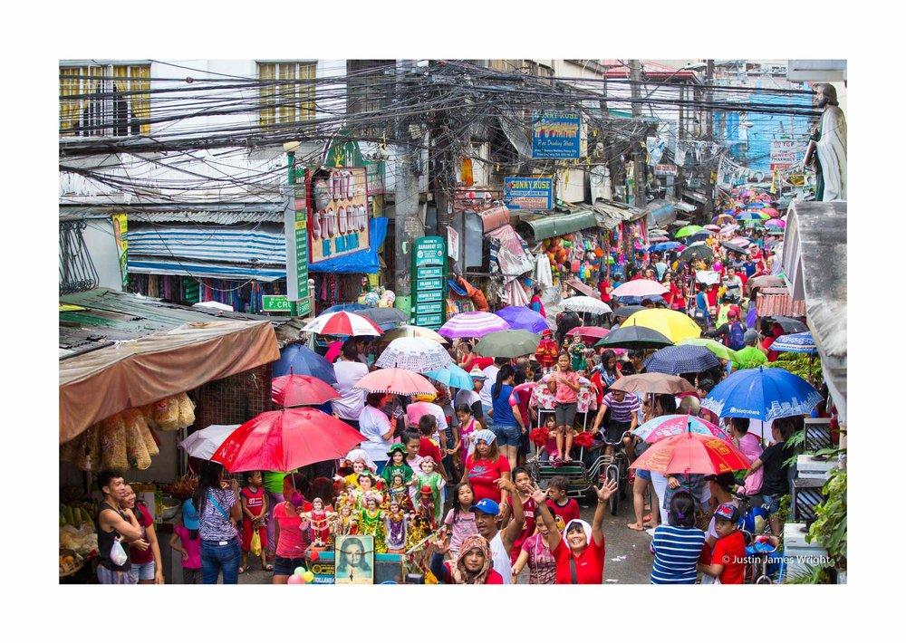 Sto. Nino celebrations, Pasay City, Metro Manila, Philippines