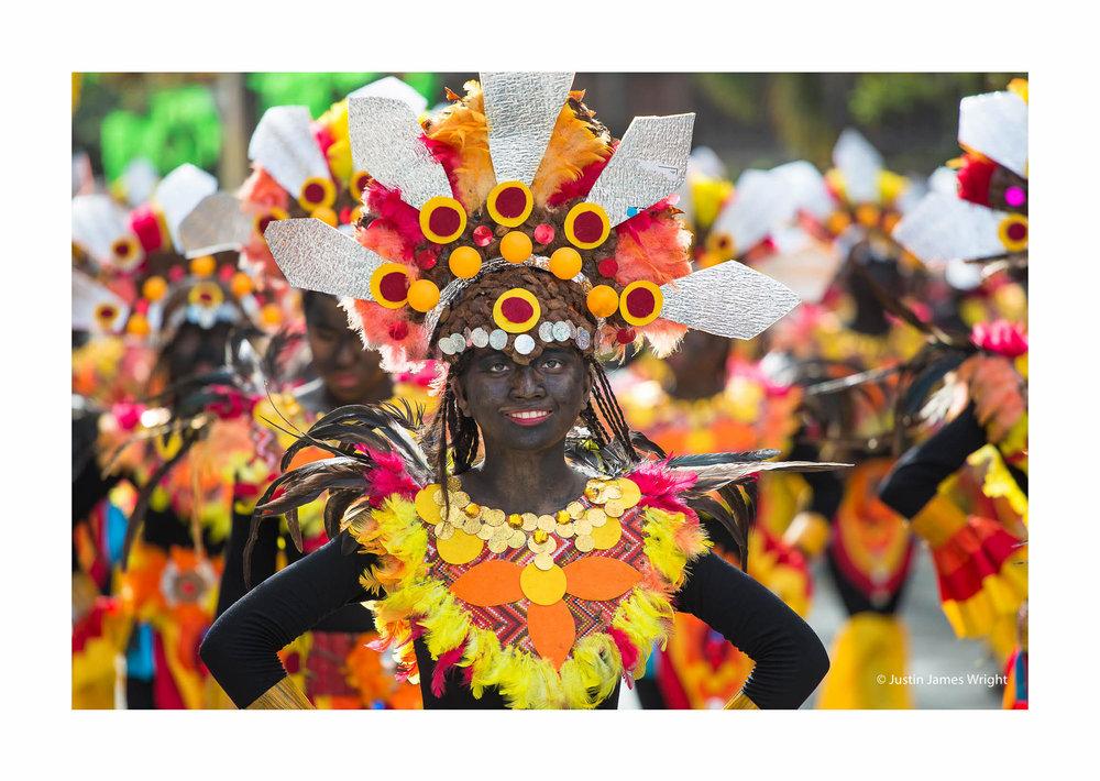 Sinukwan festival, San Fernando, Pampanga, Philippines