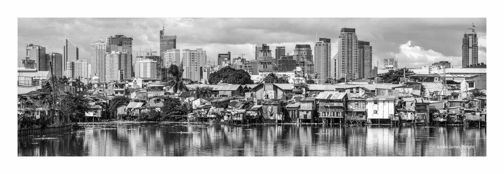 Disparity - 2012, Metro Manila, Philippines