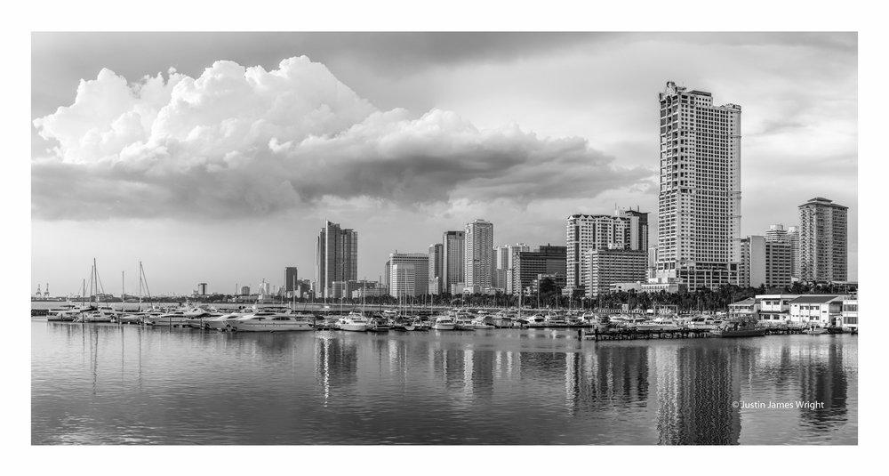 Manila Bay, Philippines