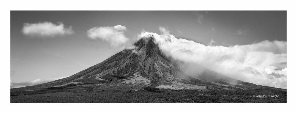 Mayon Volcano, Albay, Bicol, Philippines