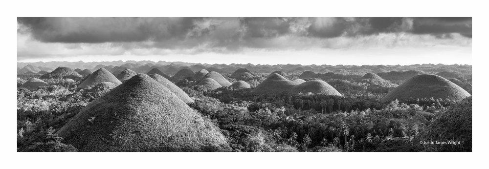 Chocolate Hills, Bohol, Visayas, Philippines