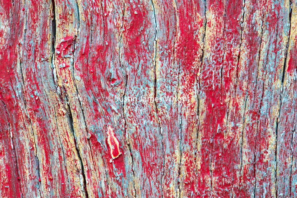 Old Painted Wood, City of Manila, Philippines