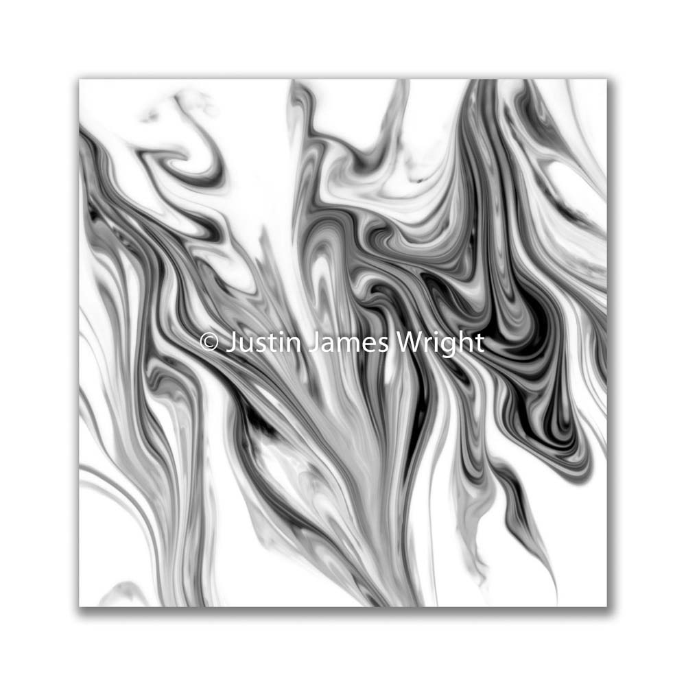 Fluidity in Black and White