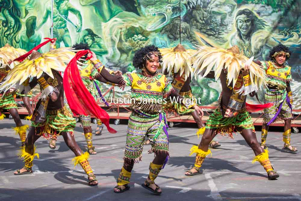 Festival Images from the Philippines