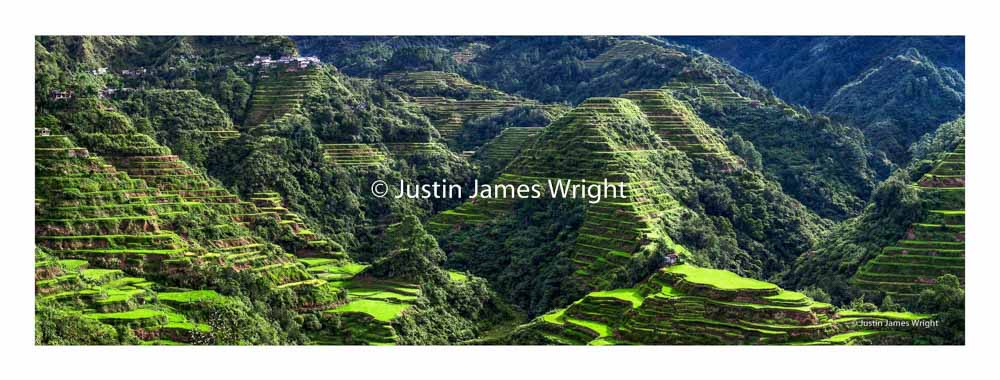 Banaue Rice Terraces   Ifugao, Cordillera, Philippines.  A UNESCO World Heritage Site, built around two thousand years ago by the indigenous people of the Cordillera.