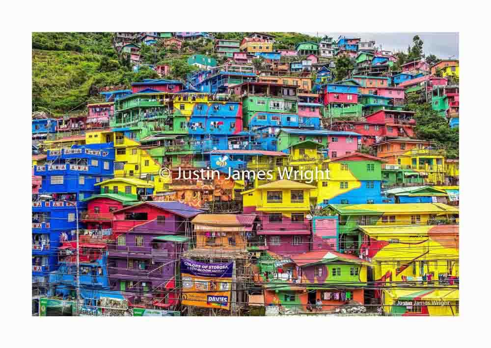 Colors of Stobosa   La Trinidad, Benguet, Philippines  A community artwork project