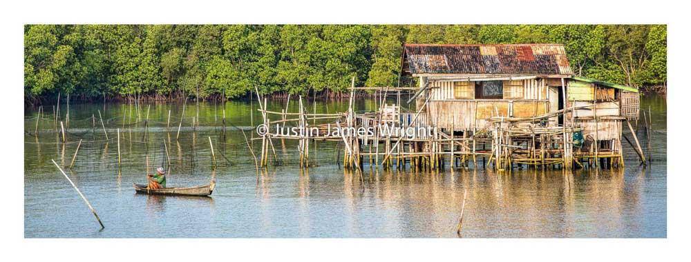 Fisherman's Hut   Cavite, Luzon, Philippines