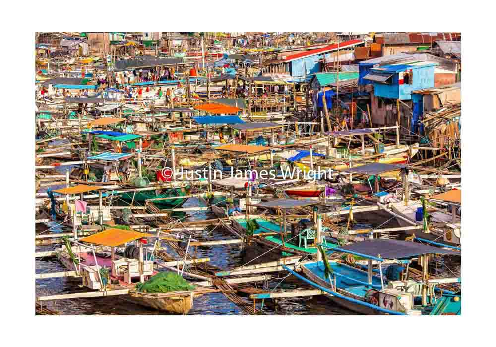 Fishing Boats (Bancas)   City of Navotas, Metro Manila, Philippines
