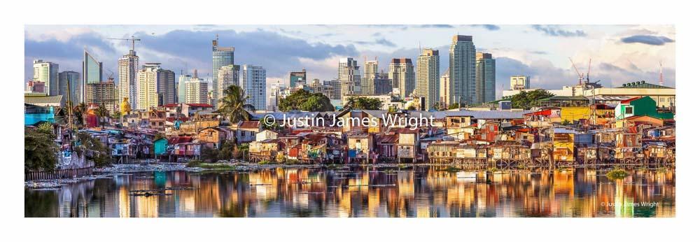 Disparity   Metro Manila, Philippines