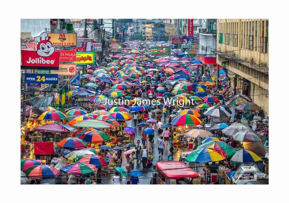 Blumentritt Street Market   City of Manila, Philippines