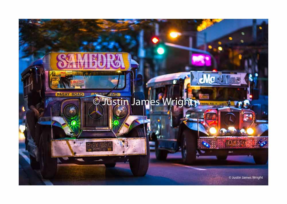 Philippine Jeepneys   Makati City, Metro Manila, Philippines