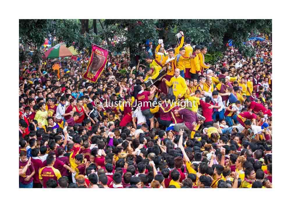 Feast of the Black Nazarene ,  City of Manila, Philippines