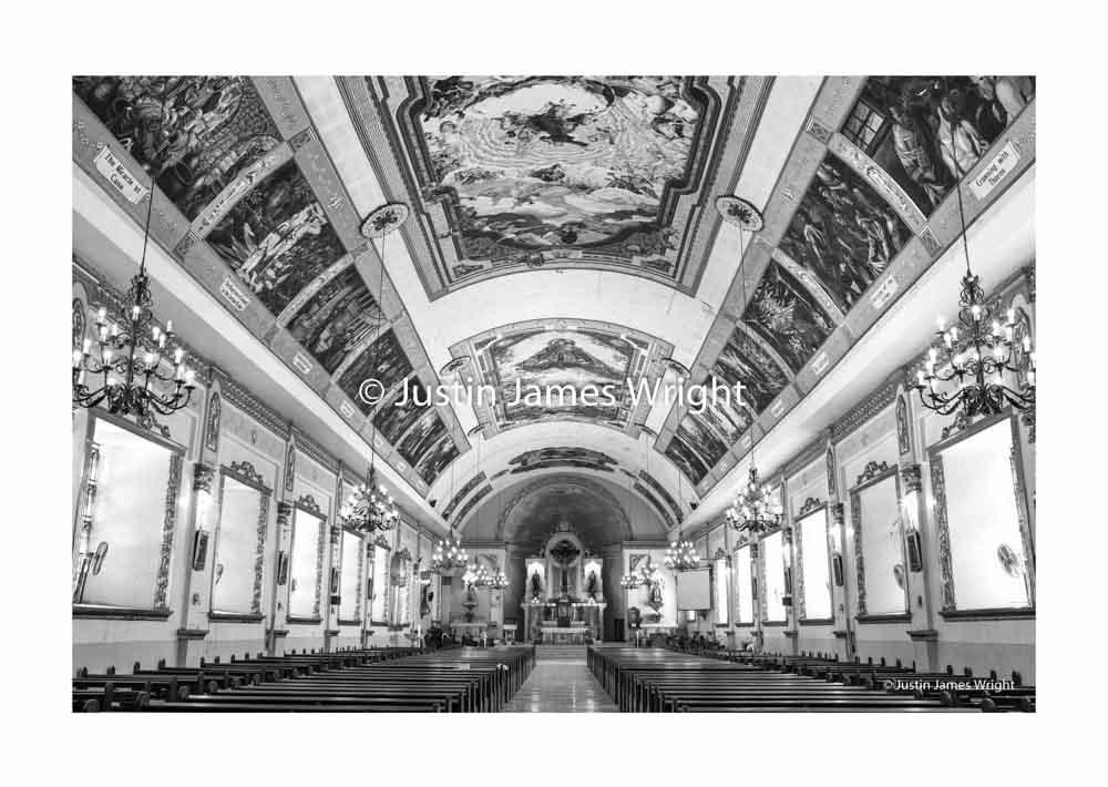 Saint John of Sahagun Parish Church  Candon, Ilocos Sur, Philippines (above and below)