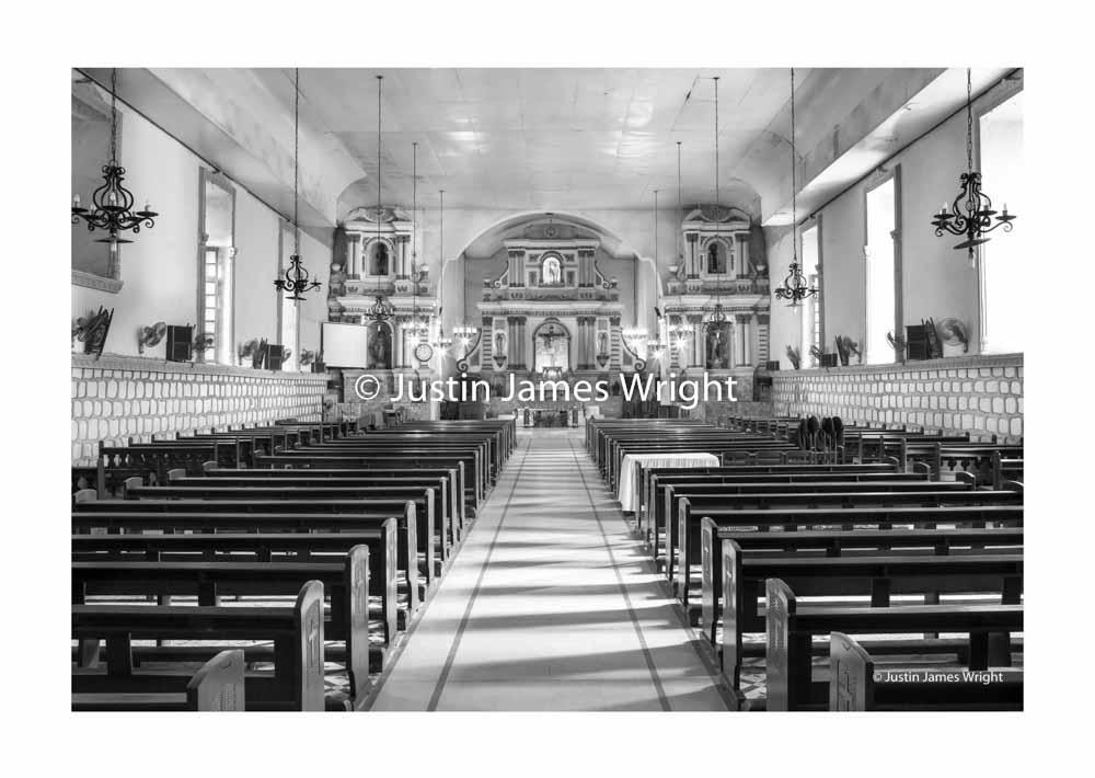 Saint John the Baptist Church  San Juan, La Union, Philippines (above and below)