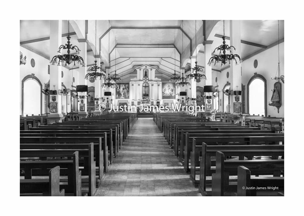 San Nicolas de Tolentino Church  Balaoan, La Union, Philippines