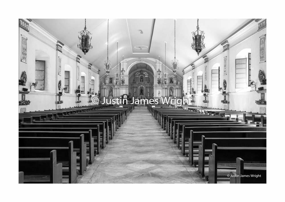 Saint Williams Cathedral  Laoag City, Ilocos Norte, Philippines