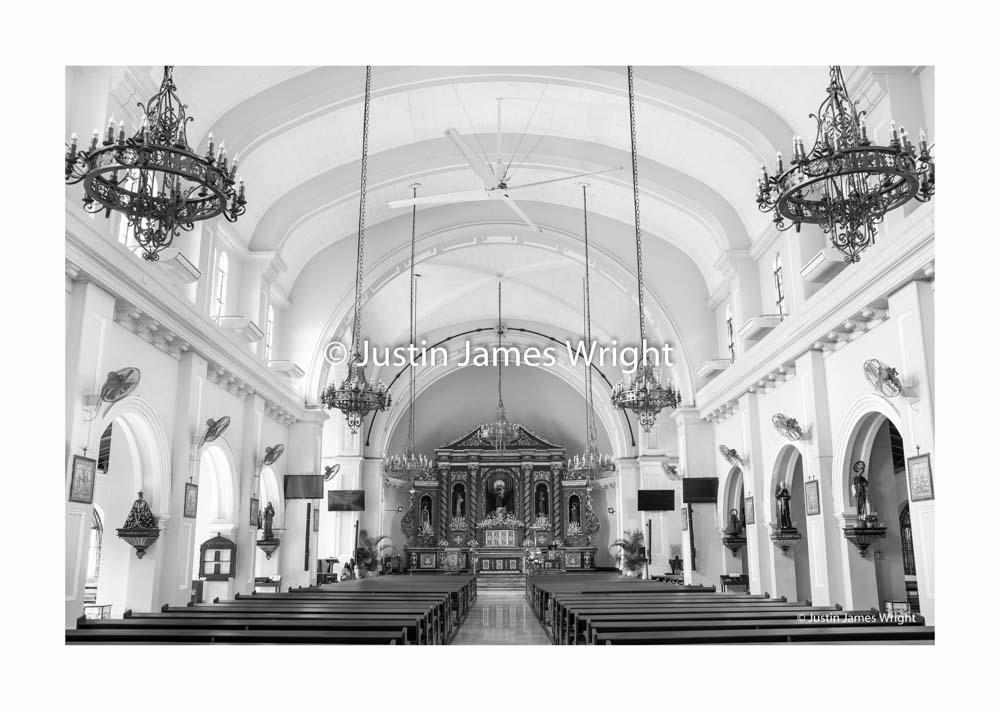 Santuario de San Antonio Church  Forbes Park, Makati, Philippines